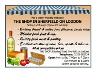 The Shop in Sherfield