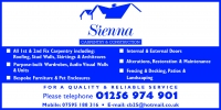 Sienna Carpentry and Construction