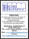 Bob Berry Fencing