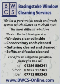 Basingstoke Window Cleaning